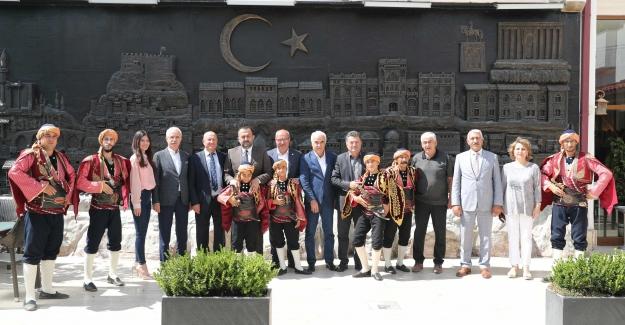 """ATO Başkanı Baran, """"27 Aralık, Atatürk'ün Türkiye'nin Kaderini Değiştirdiği Gündür"""""""