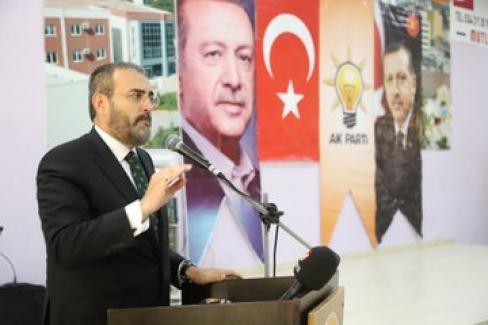 """""""Bu Ülkede Demokrasinin Sağladığı Özgürlüğü Yine Demokrasiyi Kullanarak Yok Etmeye Çalışan HDP Sorunu Var"""""""