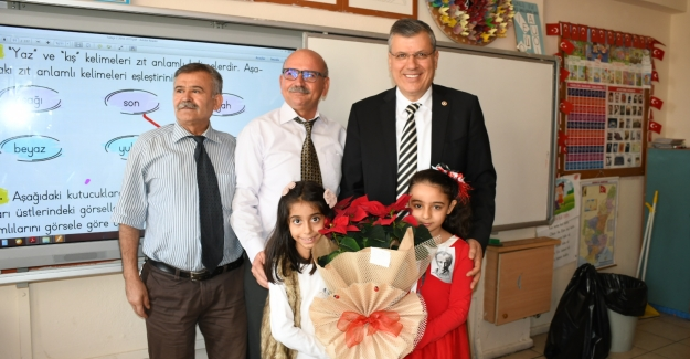 """CHP'li Barut: """"Parasız Eğitim Haktır, Öğrenci Ve Veliler Müşteri Değildir"""""""