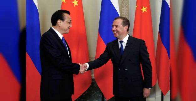 Çin ve Rusya Arasındaki Ticaret 200 Milyar Dolara Çıkarılacak