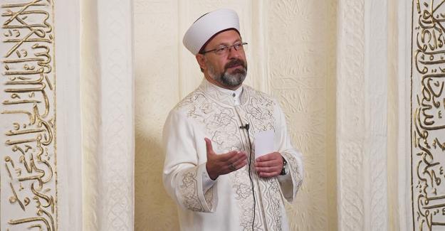 """""""Çocuklarımızı Kur'an'a Uygun Bir Hayata Sahip Olacak Özellikte Yetiştirmemiz Gerekiyor"""""""