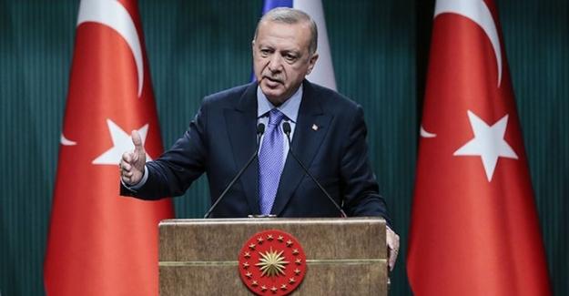 """Cumhurbaşkanı Erdoğan: """"12 Eylül, Demokrasi Tarihimizde Kara Bir Leke Olarak Kalacaktır"""""""
