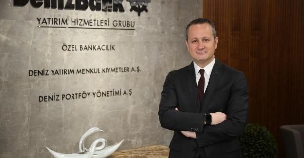 DenizBank Türk Lirası Referans Faize Endeksli Bono İhracına 500 Milyon TL İle Rekor Talep