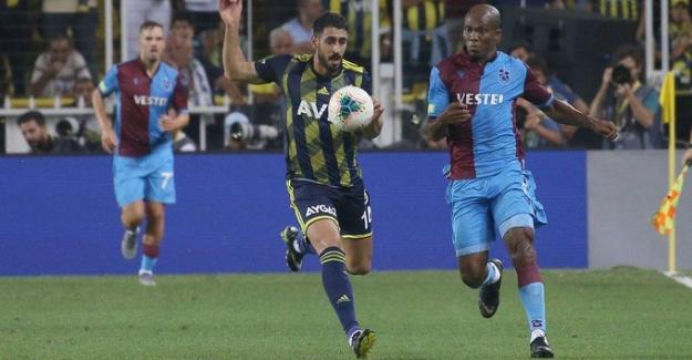 Fenerbahçe, Trabzonspor Derbisinden Gülen Çıkmadı
