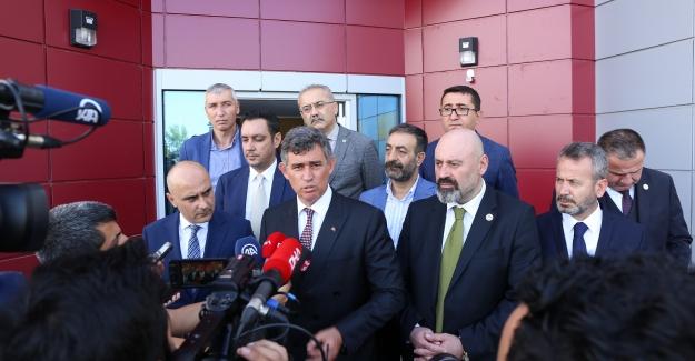 """Feyzioğlu: """"Teröriste Terörist, Terör Örgütüne Terör Örgütü Diyemeyenle İşimiz Yok"""""""
