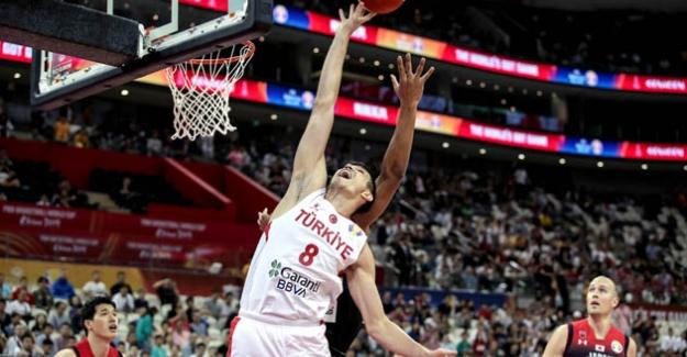 FIBA 2019 Dünya Kupası'na Galibiyetle Başladık