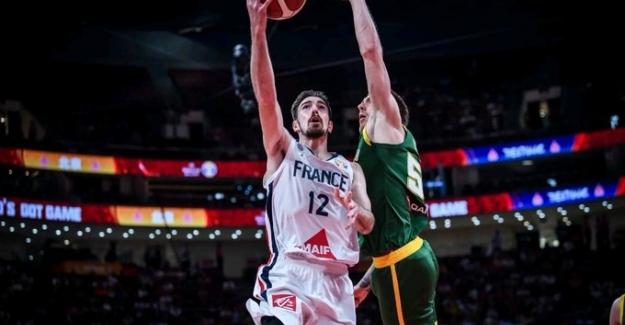 Fransa Basketbol'da Dünya Üçüncüsü