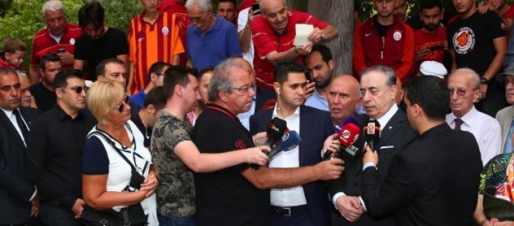 Galatasaray Başkanı Cengiz'den Gündeme Dair Açıklamalar
