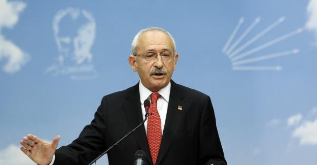 """Kılıçdaroğlu: """"Son 17 Yılda Eğitimde Çok Ciddi Bir Çöküş Yaşıyoruz"""""""