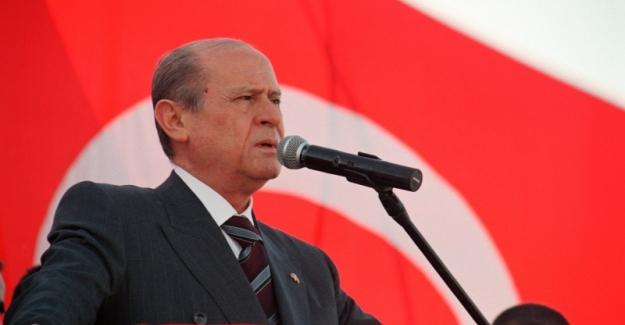 MHP Lideri Bahçeli'den Gaziler Günü Mesajı
