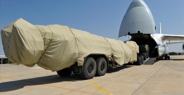 S-400 Sisteminin İkinci Batarya Malzemelerinin İntikali Tamamlandı