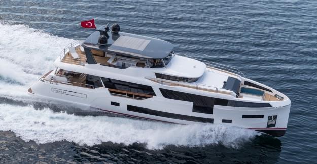 Sirena Marine Yeni Amiral Gemisi Sirena 88 İle Cannes Boat & Yacht Show'da