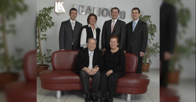 Abalıoğlu Grubu'nun Kurucusu Orhan Abalıoğlu'nun Eşi Cedide Abalıoğlu Vefat Etti
