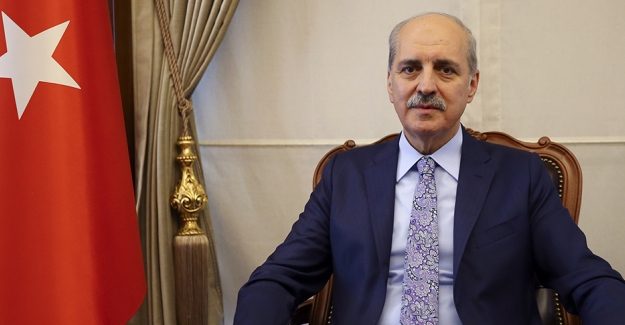 """AK Parti Genel Başkanvekili Kurtulmuş: """"Allah'ın İzniyle Bu Savaşı Biz Kazanacağız"""""""