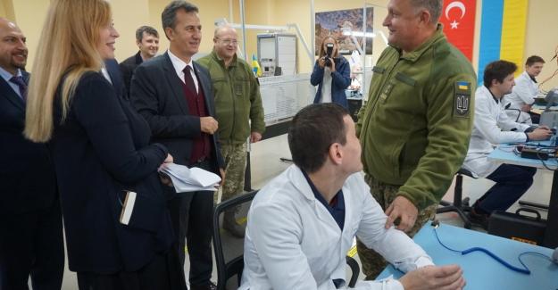 ASELSAN, Ukrayna Yerel Üretim Tesisinin Kapılarını Açıyor