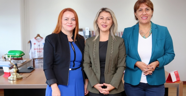 Bahçeşehir Koleji Genel Müdürü Özlem Dağ Toplumsal Cinsiyet Eşitliği İçin Elçi Oldu