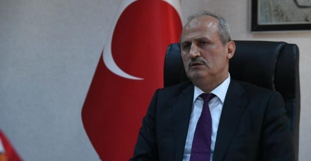 """Bakan Turhan: """"Demiryolu Ağı Ülkeyi Saracak, Mesafeler Kısalacak"""""""