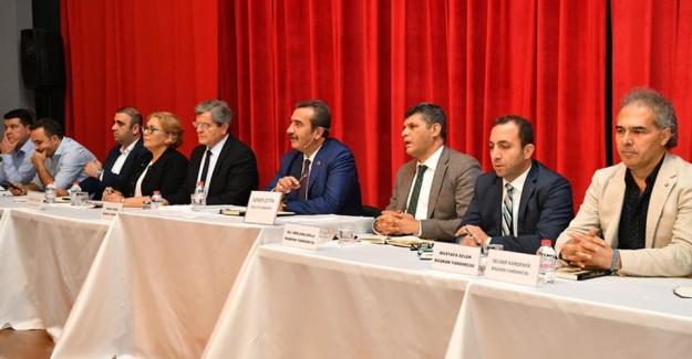 """Başkan Çetin: """"En Ucuz Asfaltı Biz Alıyoruz"""""""