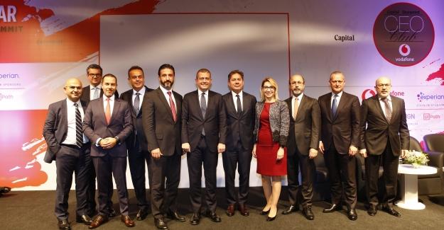 """""""CEO Club Bankacılar Zirvesi"""" Vodafone Sponsorluğunda Yapıldı"""