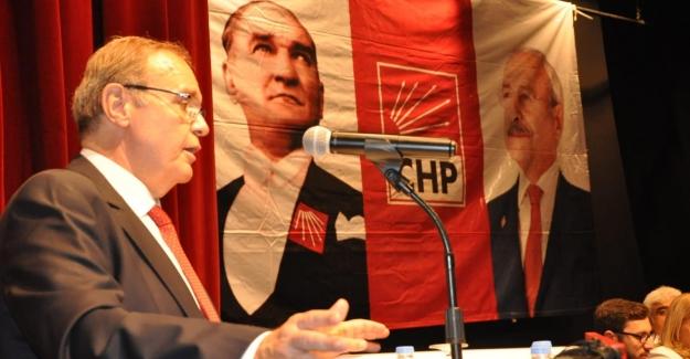 """CHP Sözcüsü Öztrak: """"Cumhuriyet Tarihimizin En Beceriksiz, En Aciz İktidarıyla Karşı Karşıyayız"""""""