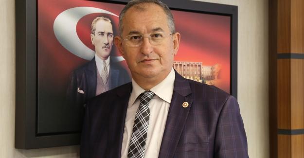 """CHP'li Sertel'den """"İptal Edin Ya Da Erteleyin"""" Önerisi"""