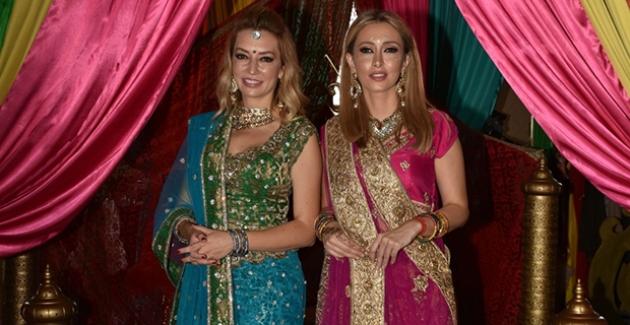 Çırağan'da Bollywood Rüzgarı