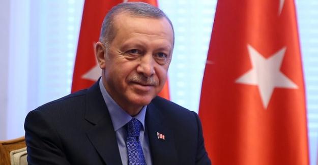 Cumhurbaşkanı Erdoğan'dan Ankara'nın Başkent Oluşunun Başkent Oluşunun Yıl Dönümü Mesajı
