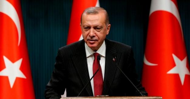 Cumhurbaşkanı Erdoğan, Dünya Şampiyonu Çolak'ı Tebrik Etti