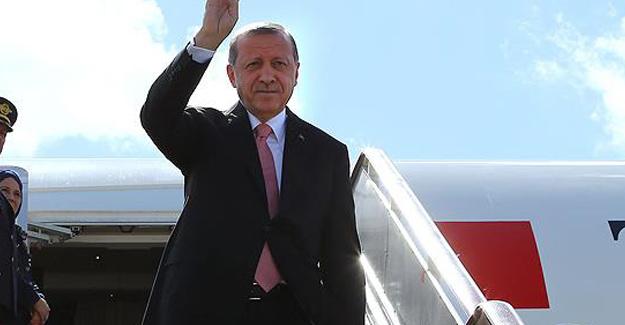 Cumhurbaşkanı Erdoğan Yarın Rusya'ya Gidecek