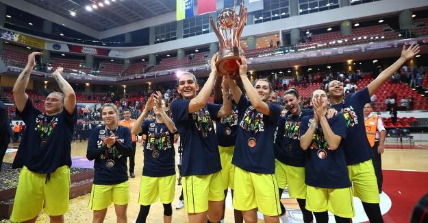 Cumhurbaşkanlığı Kupası Fenerbahçe Öznur Kablo'nun