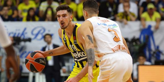 Fenerbahçe Beko, THY Avrupa Ligi'nde Kirolbet Baskonia Vitoria-Gasteiz'i 87-80 Mağlup Etti
