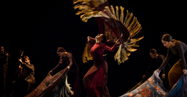 """Flamenko'nun """"Sonsuz Kollu Dansçısı"""" María Pagés ve Topluluğu 30 Kasım'da CRR'de!"""