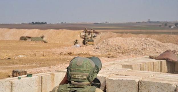 """MSB: """"Son 36 Saatte PKK/YPG'li Teröristler 14 Taciz/Saldırı Gerçekleştirdi"""""""