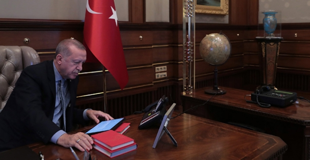 """""""Türk Silahlı Kuvvetleri'miz, Suriye Millî Ordusu'yla Birlikte Barış Pınarı Harekâtı'nı Başlatmıştır"""""""