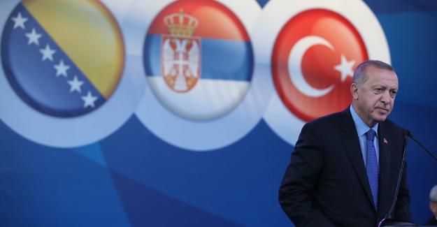 """""""Türkiye'nin Yegâne Arzusu Balkanlar'ın Barışıdır, İstikrarıdır"""""""