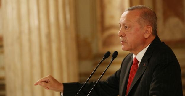 """""""Yapmamız Gereken Tehditlerin Üstesinden Birlikte Gelmek, Fırsatları Da Yine Birlikte Değerlendirmektir"""""""