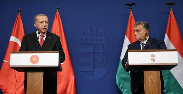 """""""Ortak Tarihî Ve Kültürel Mirasımızın Korunması Noktasında Macaristan İle Örnek Bir İş Birliğimiz Mevcut"""""""