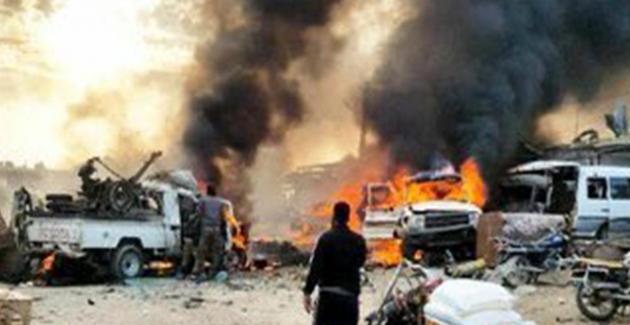 Rasulayn Batısındaki Tel Halef Köyünde Bomba Yüklü Araçla Saldırı: Ölü Sayısı 17
