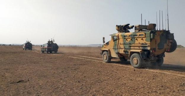 Rus Askerleri ile Fırat'ın Doğusunda İcra Edilen Üçüncü Ortak Kara Devriyesi Tamamlandı