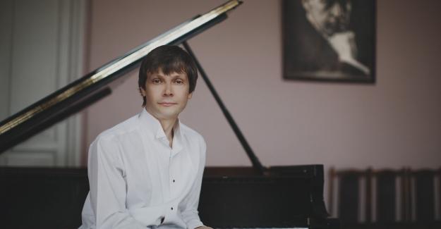 Ünlü Piyanist Andrey Pisarev İlk Kez ENKA Kültür Sanat Sahnesinde
