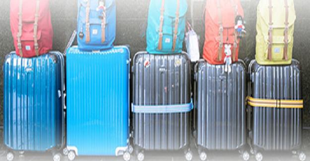 Yurt İçinde İkamet Eden 15 Milyon 697 Bin Kişi Seyahate Çıktı
