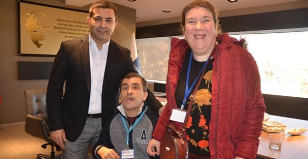 """Başkan Günel: """"Kuşadası Engelli Vatandaşlar İçin Engelsiz Bir Kent Olacak"""""""