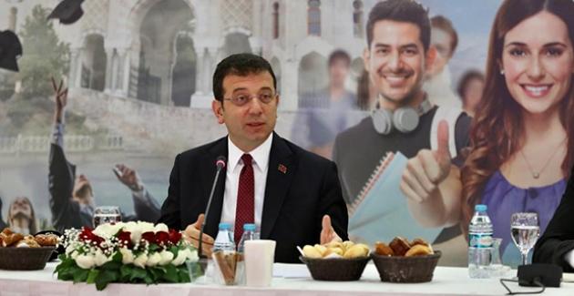 """Başkan İmamoğlu'ndan 55 Üniversitenin Rektörüne Çağrı: """"Kaybedenlerden Olmak İstemiyoruz"""""""