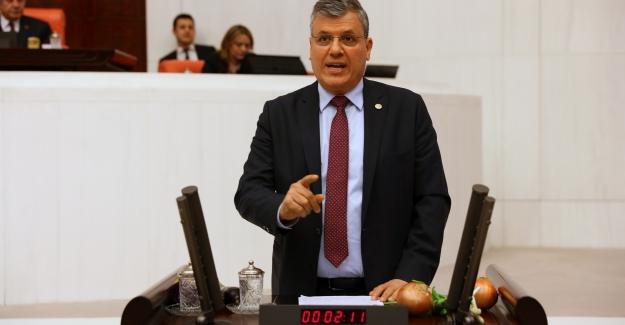 CHP'li Barut'tan Emekliler İçin Yasa Teklifi
