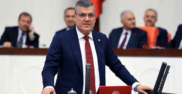 CHP'li Barut, 'Tufanbeyli' İddialarını Meclis Gündemine Taşıdı