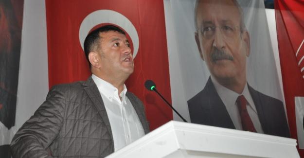 """""""CHP'nin Geçmişinde Hırsızlık Yok, Yolsuzluk İddiası Yok!"""""""