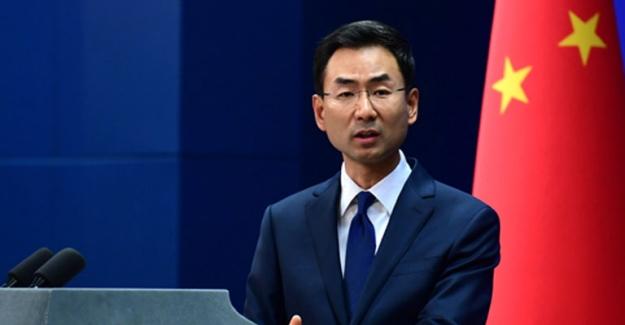 Çin'den İngiliz Basınında Çıkan İddialara Tepki