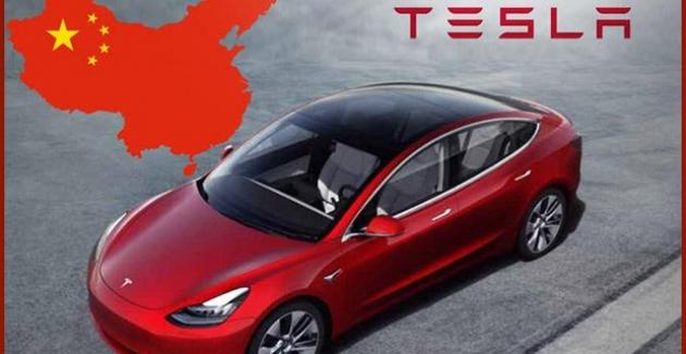 Çin Yapımı İlk Tesla Otomobil Bugün Gün Yüzüne Çıkıyor