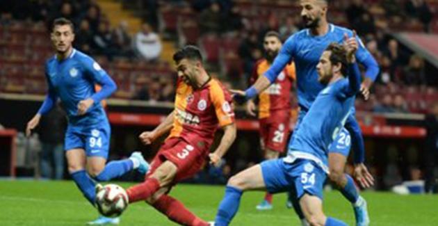 Galatasaray Tuzla Buz Oldu