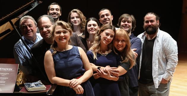 İş Sanat Aralık Ayında Zengin Konser Programıyla Sanat Severleri Karşılıyor